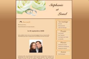 Stéphanie et Lionel